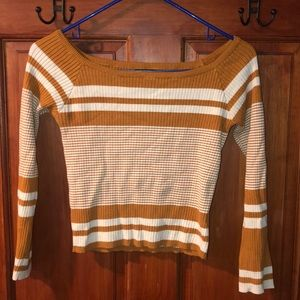 Kendall and Kylie Cropped sweater